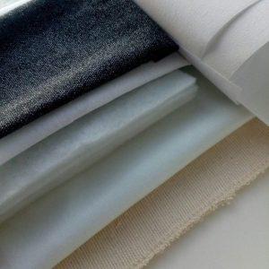 Подкладочные, клеевые прокладочные материалы